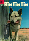 Cover for Rin Tin Tin (Dell, 1954 series) #12