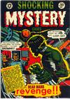 Cover for Shocking Mystery Cases (Star Publications, 1952 series) #50