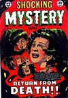 Cover for Shocking Mystery Cases (Star Publications, 1952 series) #55