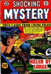 Cover for Shocking Mystery Cases (Star Publications, 1952 series) #58