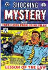 Cover for Shocking Mystery Cases (Star Publications, 1952 series) #60