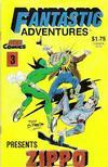 Cover for Fantastic Adventures (A.C.E. Comics, 1987 series) #3