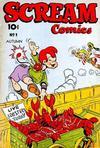 Cover for Scream Comics (Ace Magazines, 1944 series) #1