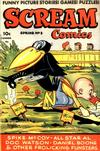 Cover for Scream Comics (Ace Magazines, 1944 series) #3