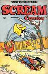 Cover for Scream Comics (Ace Magazines, 1944 series) #7