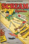 Cover for Scream Comics (Ace Magazines, 1944 series) #10