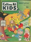 Cover for Calling All Kids (Parents' Magazine Press, 1945 series) #2