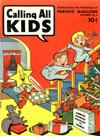 Cover for Calling All Kids (Parents' Magazine Press, 1945 series) #6