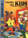 Cover for Calling All Kids (Parents' Magazine Press, 1945 series) #8