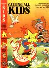 Cover for Calling All Kids (Parents' Magazine Press, 1945 series) #10