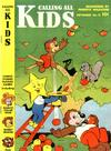 Cover for Calling All Kids (Parents' Magazine Press, 1945 series) #12