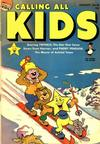 Cover for Calling All Kids (Parents' Magazine Press, 1945 series) #16