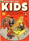 Cover for Calling All Kids (Parents' Magazine Press, 1945 series) #17