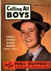 Cover for Calling All Boys (Parents' Magazine Press, 1946 series) #3