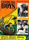 Cover for Calling All Boys (Parents' Magazine Press, 1946 series) #9