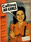 Cover for Calling All Girls (Parents' Magazine Press, 1941 series) #2