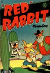 """Cover for """"Red"""" Rabbit Comics (Dearfield Publishing Co., 1947 series) #1"""