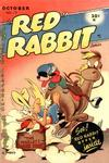 """Cover for """"Red"""" Rabbit Comics (Dearfield Publishing Co., 1947 series) #17"""