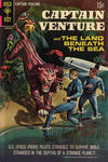 Cover for Captain Venture and the Land Beneath the Sea (Western, 1968 series) #1