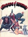 Cover for Swords of Cerebus (Aardvark-Vanaheim, 1981 series) #3