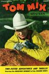 Cover for Tom Mix Western (Fawcett, 1948 series) #1
