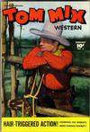 Cover for Tom Mix Western (Fawcett, 1948 series) #2
