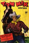 Cover for Tom Mix Western (Fawcett, 1948 series) #3