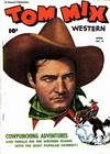 Cover for Tom Mix Western (Fawcett, 1948 series) #4