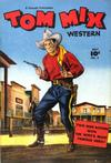 Cover for Tom Mix Western (Fawcett, 1948 series) #5