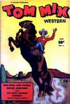 Cover for Tom Mix Western (Fawcett, 1948 series) #6