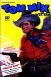 Cover for Tom Mix Western (Fawcett, 1948 series) #8