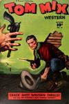 Cover for Tom Mix Western (Fawcett, 1948 series) #10