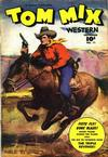 Cover for Tom Mix Western (Fawcett, 1948 series) #11
