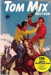 Cover for Tom Mix Western (Fawcett, 1948 series) #16
