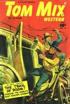 Cover for Tom Mix Western (Fawcett, 1948 series) #17