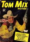 Cover for Tom Mix Western (Fawcett, 1948 series) #20