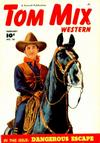 Cover for Tom Mix Western (Fawcett, 1948 series) #26