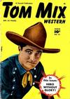 Cover for Tom Mix Western (Fawcett, 1948 series) #27
