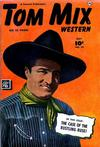 Cover for Tom Mix Western (Fawcett, 1948 series) #29