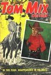 Cover for Tom Mix Western (Fawcett, 1948 series) #30