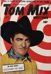 Cover for Tom Mix Western (Fawcett, 1948 series) #31