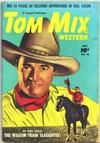 Cover for Tom Mix Western (Fawcett, 1948 series) #33