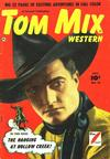 Cover for Tom Mix Western (Fawcett, 1948 series) #35