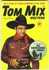 Cover for Tom Mix Western (Fawcett, 1948 series) #36