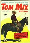 Cover for Tom Mix Western (Fawcett, 1948 series) #37