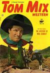 Cover for Tom Mix Western (Fawcett, 1948 series) #38
