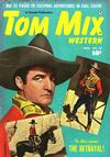 Cover for Tom Mix Western (Fawcett, 1948 series) #39