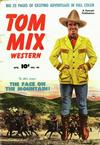 Cover for Tom Mix Western (Fawcett, 1948 series) #40