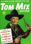 Cover for Tom Mix Western (Fawcett, 1948 series) #42