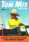 Cover for Tom Mix Western (Fawcett, 1948 series) #43